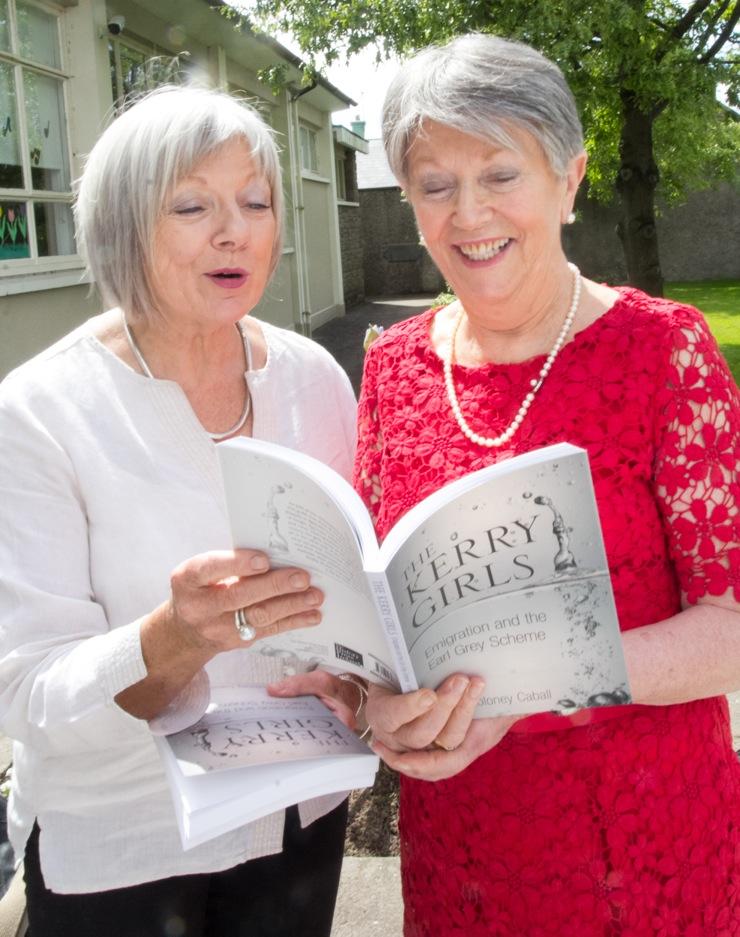 Book Launch Carmel & Kay