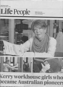 Book Irish Times Scan