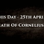 The Death of Cornelius Crean – The War of Independence