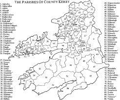 County Kerry Civil Parishes