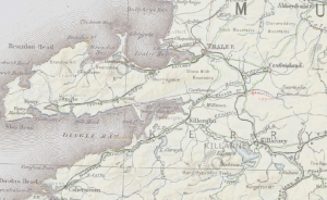 Maps of Co. Kerry 1834 & 1893
