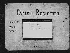 MKA Blog Parish Register logo
