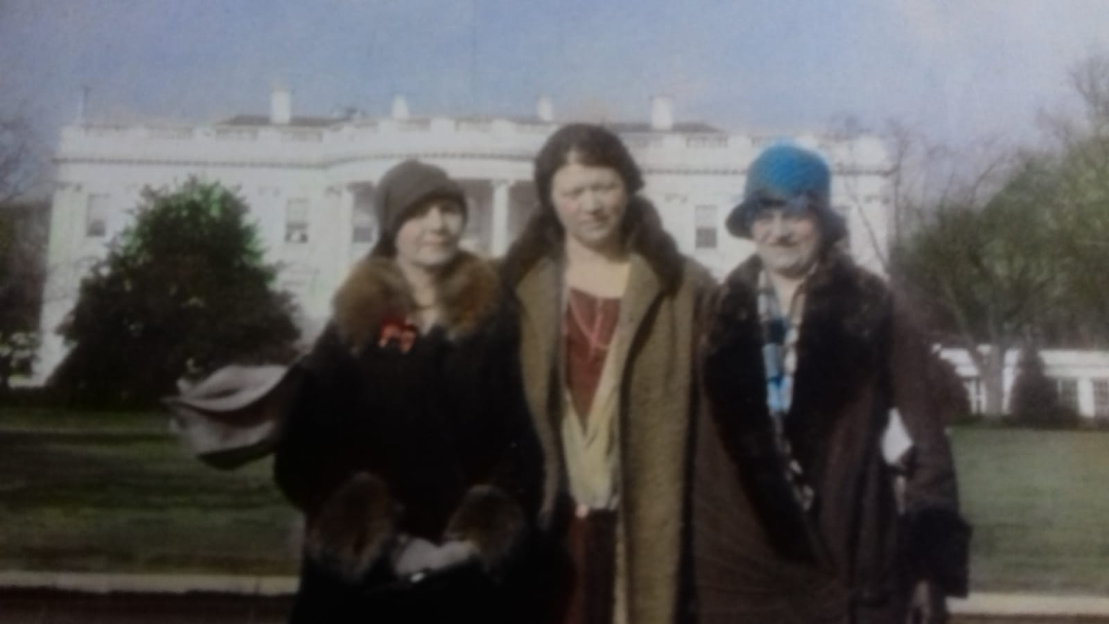Kerry Girls in the White House 1930